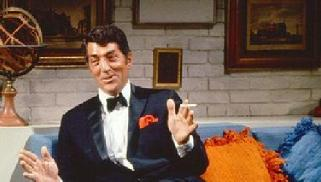 The Great Dean Martin. Frank Lamphere's favorite singer